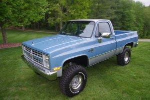 1985 Chevrolet C K Pickup 1500 San Antonio Tx Free