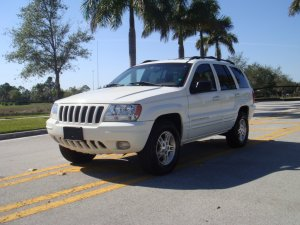 Jeep Grand Cherokee 1999, Automatic, 4 litres