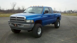 Dodge Ram Pickup 1998, Automatic, 5.9 litres