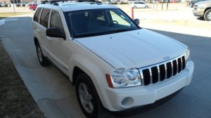 Jeep Grand Cherokee 2005, Automatic