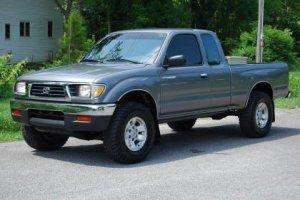 Toyota Tacoma 1995, Manual, 2.7 litres