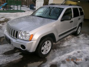 Jeep Grand Cherokee 2005, Automatic, 3.7 litres