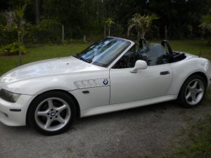 bmw z3 2000 automatic 2 3 litres jupiter fl free classifieds in usa. Black Bedroom Furniture Sets. Home Design Ideas
