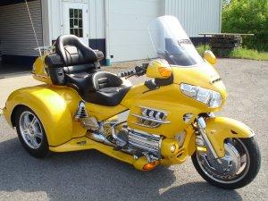 2010 Honda Goldwing 1800 Champion Trike - Belle Vernon, PA